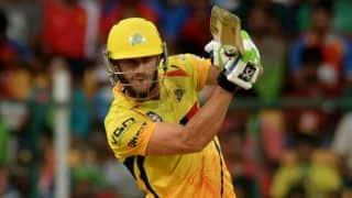 भारतीय टी20 लीग 2018: कोलकाता के खिलाफ अगले मैच में नहीं खेल पाएंगे चेन्नई के फॉफ ड्यु प्लेसी
