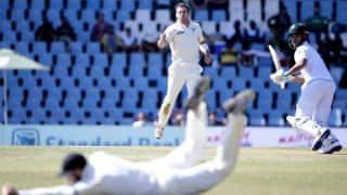 SA vs NZ, 2nd Test, Day 1: Duminy's half-century & other highlights