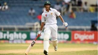 Pakistan vs West Indies, 1st Test, Tea: Younis Khan set to create history – 1 run short of 10,000