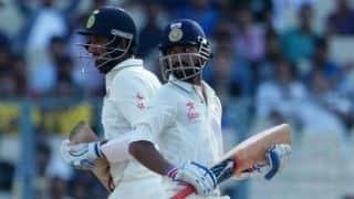 India vs Australia, 2nd Test, Day 3: Cheteshwar Pujara, Ajinkya Rahane lead India's resurgence