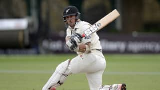 Luke Ronchi shows enough promise to solve visitors' opening dilemma