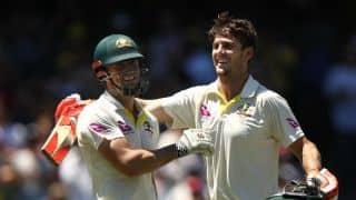 एशेज सीरीज 2017-18, सिडनी टेस्ट: मॉर्श ब्रदर्स ने जड़े धमाकेदार शतक, ऑस्ट्रेलिया ने बनाए 649 रन