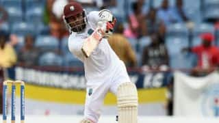 WI vs Eng, 2nd Test, Day 2 Highlights: Samuel's 7th Test ton, the Bishoo-Gabriel stand, and more