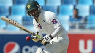 Pakistan vs New Zealand, 1st Test at Abu Dhabi, Day 4: Pakistan 127 for 1, lead by 431 at lunch
