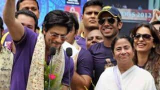 IPL 2014: Kolkata Knight Riders' felicitation to be attended by CM Mamta Banerjee