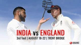 Highlights, India vs England, 3rd Test, Trent Bridge, Day 1 Full Cricket Score and Result: India end day one at 307 for six