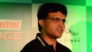 Sourav Ganguly insists on green wickets for domestic games