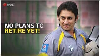 Saeed Ajmal: No plans to retire in near future
