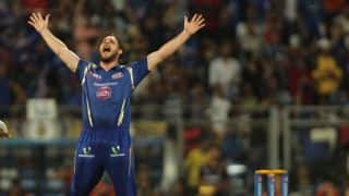 Mitchell McCelanghan says Mumbai Indians are prepared to take on Chennai Super Kings