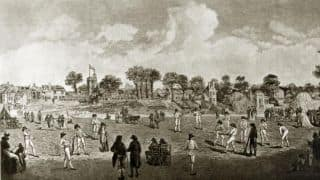 John Tufton and the first LBW in First-Class cricket