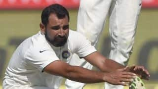 Ranji Trophy 2018-19: On eve of match, Mohammed Shami yet to join Bengal squad
