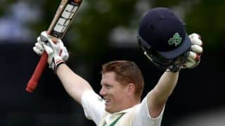 Hope next generation of Ireland players are inspired by Kevin O'Brien's ton, says William Porterfield