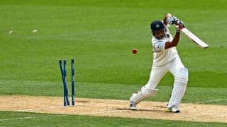 India vs New Zealand, 2nd Test, Day 2: Rohit Sharma departs for a duck; score 183/5