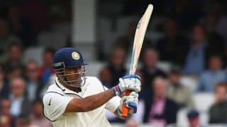 MS Dhoni completes half-century; India 113/9 on Day 1 of 5th Test against England at The Oval