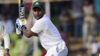 Imrul Kayes scores maiden Test 150 against Pakistan in 1st Test at Khulna