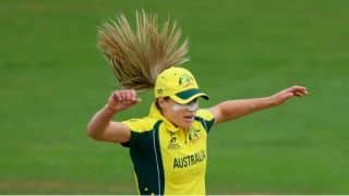 Ellyse Perry records best bowling figures by an Australian women cricketer