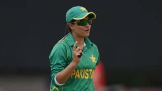 WWC17, PAKW vs WIW: Sana Mir Post-match Press Conference