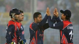 Nepal need to beat Canada to seal berth in World Cup Qualifiers 2018