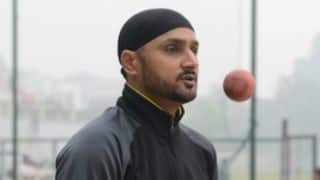 Harbhajan Singh: Lots of work is needed to improve cricket infrastructure in Punjab