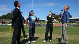 Australia Women vs Sri Lanka Women, 1st T20I: Meg Lanning sends Alyssa Healy for toss to break losing streak; Australia wins the match