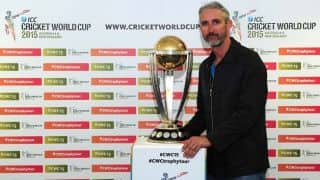 Coach Jason Gillespie delighted after Yorkshire win County Championship
