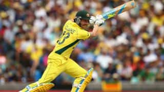Live Cricket Score Australia vs Scotland ICC Cricket World Cup 2015: Australia win by 7 wickets