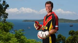 Geraint Jones and other men who have played ODIs for two countries