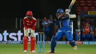 Live Cricket Scorecard: IPL 2015, Sunrisers Hyderabad vs Rajasthan Royals, Match 11 at Visakhapatnam