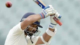 VIDEO: I will definitely score a 100 or 200 – Ajinkya Rahane