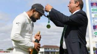 इंग्लैंड की धरती पर बल्लेबाज कोहली को मिली जीत, हारे कप्तान