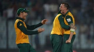 Dale Steyn is South Africa's trump card: Faf du Plessis