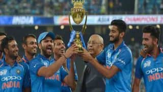 asia cup to be postponed as india look to reach into final of world test championship says pcb chairman ehsan mani