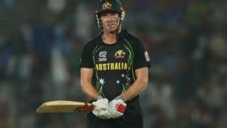 ICC World T20 2014: Australia have tough task to reach semi-finals, says George Bailey