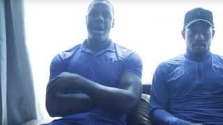 Watch: SRH's Brathwaite, Jordan talk about Barbados school cricket and more