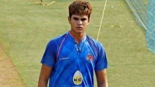 T20 Mumbai League: Arjun Tendulkar picked for Rs 5 lakh by Aakash Tigers Mumbai Western Suburb