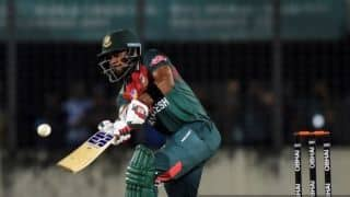 Sabbir Rahman replaces Aminul Islam as Bangladesh elect to bat against Afghanistan