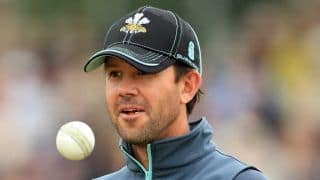 Ponting: Nothing counts when the World Cup starts