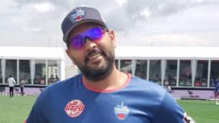 अबु धाबी टी10 लीग में हिस्सा ले सकते हैं युवराज सिंह, इरफान पठान, अंबाती रायडू