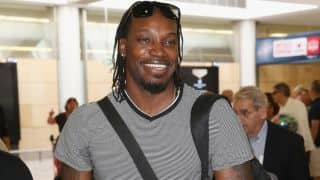 Gayle ruled out of ODI series against England