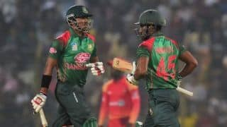 Bangladesh complete 3-0 series win beating Zimbabwe by 7 wickets in 3rd ODI