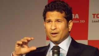 Sachin Tendulkar says he learnt few things blind cricket