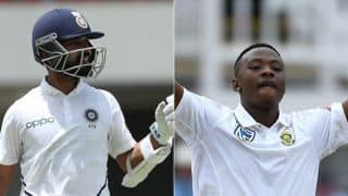 Ajinkya Rahane: We Need to respect Kagiso Rabada, Keshav Maharaj