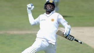 Sri Lanka's aggressive brand of cricket helped winning in England: Angelo Mathews