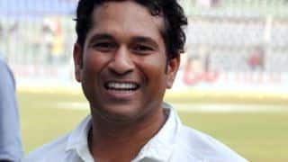 If somebody is good, he should definitely play for the country: Sachin Tendulkar