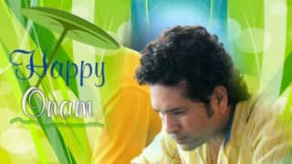 PHOTO: Sachin Tendulkar wishes everyone,