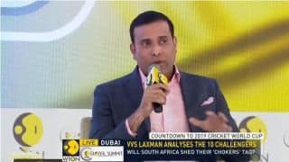India and England favourites for 2019 World Cup says VVS Laxman