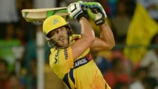 Faf du Plessis's aggressive approach helped CSK recover from a possible collapse