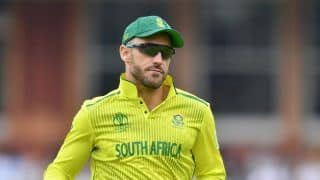 Australia have learnt and become stronger after the ball-tampering incident: Faf du Plessis