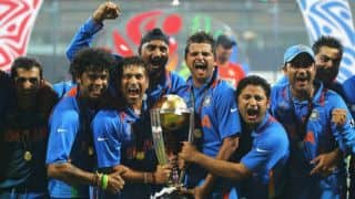 India squad for ICC World Cup 2015: Ambati Rayudu the only surprise