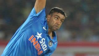 Ravichandran Ashwin gives India early breakthrough against Bangladesh in T20 World Cup 2016